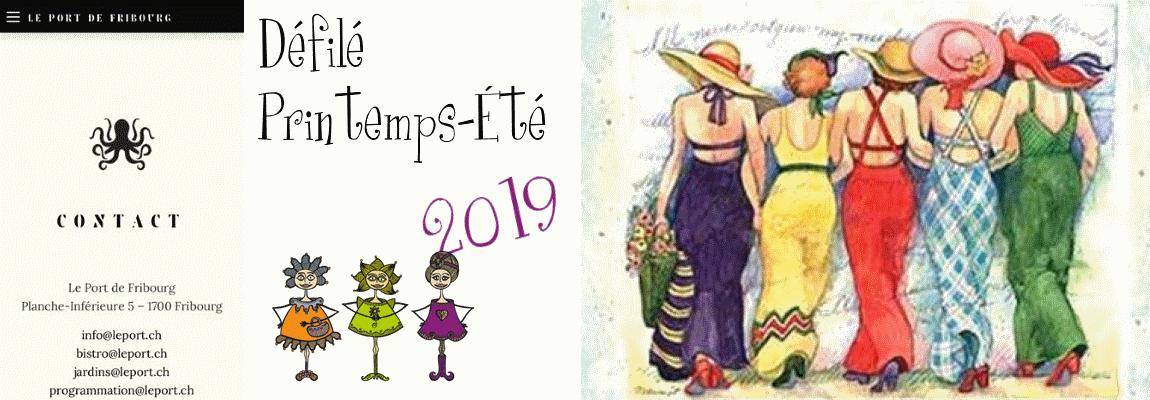 Défilé Printemps-Été 2019